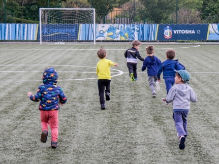 Спортни игри – 2-4 години