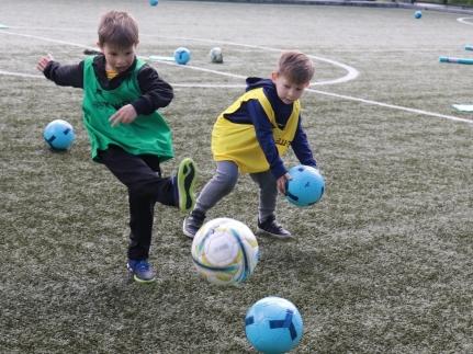 Спортни игри – 4-6 години